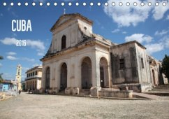 CUBA 2016 (Tischkalender 2016 DIN A5 quer)