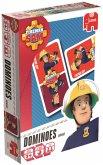 Jumbo 19402 - Fireman Sam Domino, Kartenspiel
