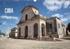 CUBA 2016 (Wandkalender 2016 DIN A3 quer)