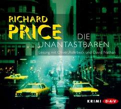 Die Unantastbaren, 7 Audio-CDs - Price, Richard