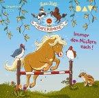 Immer den Nüstern nach! / Die Haferhorde Bd.3 (2 Audio-CDs)