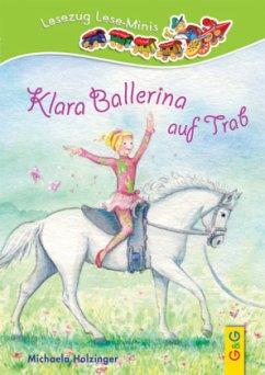 Klara Ballerina auf Trab