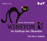 Im Auftrag der Ölsardine / Winston Bd.4 (3 Audio-CDs)