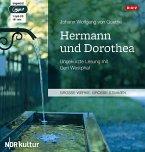 Hermann und Dorothea, 1 MP3-CD