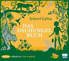 Das Dschungelbuch, 2 Audio-CDs - Kipling, Rudyard