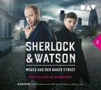 Ein Fluch in Rosarot / Sherlock & Watson - Neues aus der Baker Street Bd.2 (1 Audio-CD)