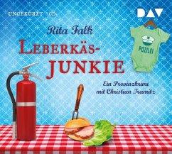 Leberkäsjunkie / Franz Eberhofer Bd.7 (6 Audio-CDs) - Falk, Rita