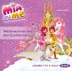 Mia and me - Weihnachten bei den Einhörnern, 1 Audio-CD