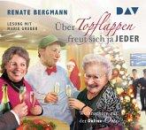 Über Topflappen freut sich ja jeder / Online-Omi Bd.4 (2 Audio-CDs)