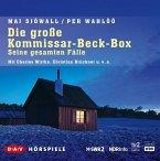 Die große Kommissar-Beck-Box - Seine gesamten Fälle, 16 Audio-CDs