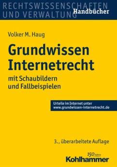 Grundwissen Internetrecht - Haug, Volker M.