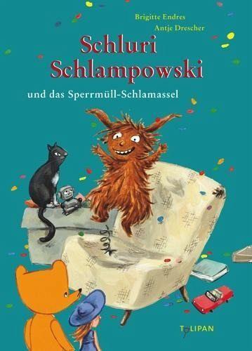 Buch-Reihe Schluri Schlampowski von Brigitte Endres