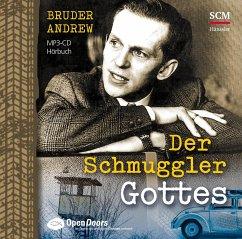 Der Schmuggler Gottes, 1 MP3-CD - Andrew, Bruder