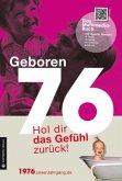 Geboren 1976 - Das Multimedia Buch