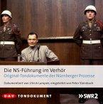 Die NS-Führung im Verhör, 8 Audio-CDs