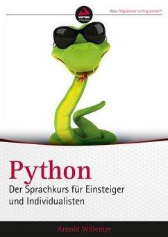 Python. Der Sprachkurs für Einsteiger und Indiv...