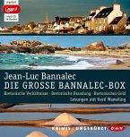 Die große Bannalec-Box, 3 MP3-CDs