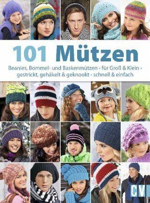 101 Mützen Portofrei Bei Bücherde Bestellen