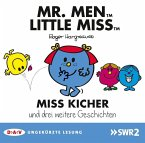 Mr. Men und Little Miss - Miss Kicher und drei weitere Geschichten, 1 Audio-CD