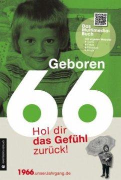 Geboren 1966 - Das Multimedia Buch - Rickling, Matthias