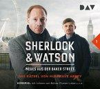 Das Rätsel von Musgrave Abbey / Sherlock & Watson - Neues aus der Baker Street Bd.1 (1 Audio-CD)