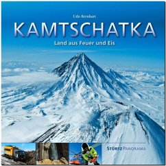 PANORAMA KAMTSCHATKA - Land aus Feuer und Eis