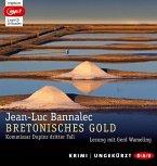 Bretonisches Gold / Kommissar Dupin Bd.3 (1 MP3-CDs)
