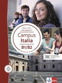 Campus Italia B1/B2. Kurs- und Übungsbuch + 2 Audio-CDs