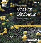 Unterm Birnbaum, 1 Audio-CD, 1 MP3