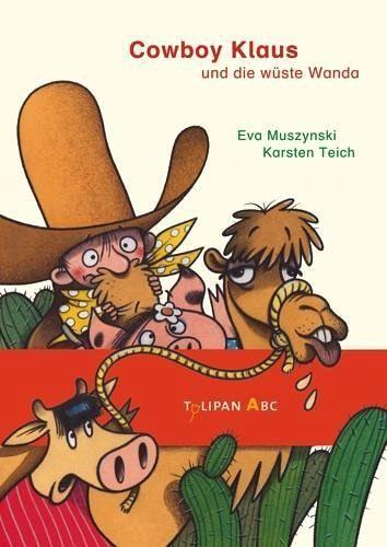 Buch-Reihe Cowboy Klaus
