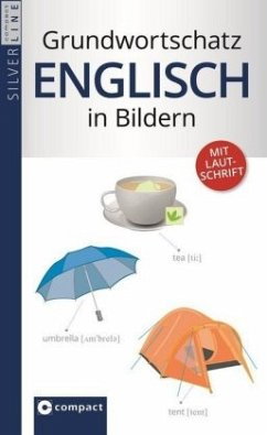 Compact Grundwortschatz Englisch in Bildern - Walther, Lutz