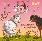 Schmetterlinge im Ponybauch / Die Haferhorde Bd.4 (2 Audio-CDs)