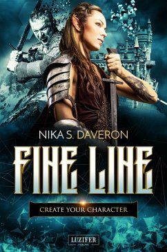 FINE LINE - CREATE YOUR CHARACTER (eBook, ePUB) - Daveron, Nika S.