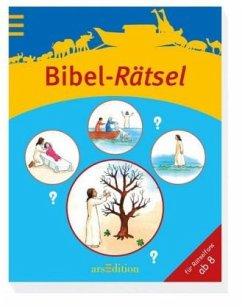 Bibel-Rätsel (Mängelexemplar) - Hesse, Elke