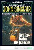 Achterbahn ins Jenseits / John Sinclair Bd.3 (eBook, ePUB)