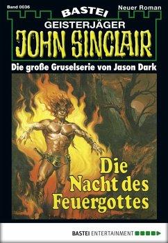 John Sinclair - Folge 0036 (eBook, ePUB)