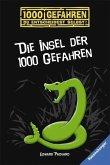 Die Insel der 1000 Gefahren / 1000 Gefahren Bd.3 (Mängelexemplar)