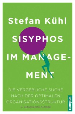 Sisyphos im Management (eBook, ePUB) - Kühl, Stefan