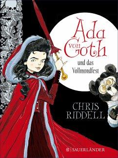 Ada von Goth und das Vollmondfest / Ada von Goth Bd.2 (eBook, ePUB) - Riddell, Chris