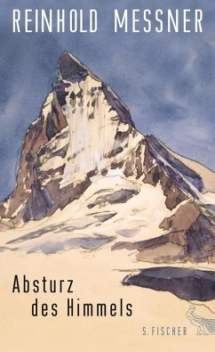 Absturz des Himmels (eBook, ePUB) - Messner, Reinhold