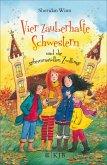 Vier zauberhafte Schwestern und die geheimnisvollen Zwillinge / Vier zauberhafte Schwestern Bd.8 (eBook, ePUB)