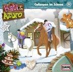 Kati & Azuro - Gefangen im Schnee, 1 Audio-CD