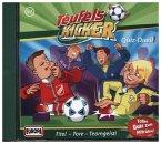 Teufelskicker - Quiz-Derby! / Teufelskicker Hörspiel Bd.57 (1 Audio-CD)
