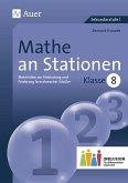 Mathe an Stationen 8 Inklusion