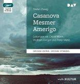 Casanova - Mesmer - Amerigo, 1 MP3-CD