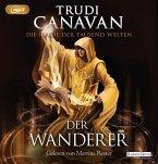 Der Wanderer / Die Magie der tausend Welten Trilogie Bd.2 (3 MP3-CDs)