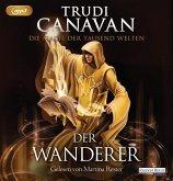 Der Wanderer / Die Magie der tausend Welten Bd.2 MP3-CD