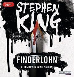Finderlohn / Bill Hodges Bd.2 (3 MP3-CDs) - King, Stephen
