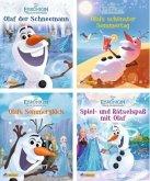 Disney Die Eiskönigin - Olaf der Schneemann, 4 Hefte