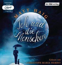Ich und die Menschen, 1 MP3-CD - Haig, Matt